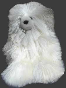 Our Baby Alpaca Teddy Bears handmade in softness alpaca suri hide