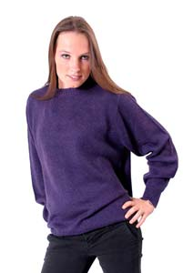 Genuine Alpaca Sweaters made in machine handmade finished